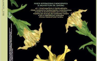 """Paysage abre la Convocatoria de Proyectos para el 5º Número de la Monografía""""Giardino Italiano"""""""