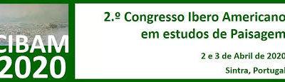 CIBAM 2020-II Congreso Iberoamericano de Estudios del Paisaje