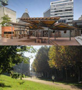 Arquinset'19: Conferencia «Paisaje Internacional»: Crown Square y Jardín Niel @ Edificio Disseny Hub Barcelona- | Barcelona | Cataluña | España
