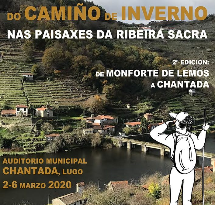 Últimas Plazas «Taller Internacional de Paisaje: Tras las huellas del camino invernal en los paisajes de la Ribeira Sacra»
