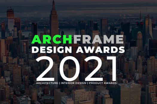 Premios de Diseño ArchFrame 2021