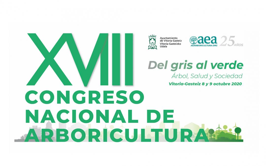 Prorrogado el plazo de inscripción  XVIII Congreso Nacional de Arboricultura
